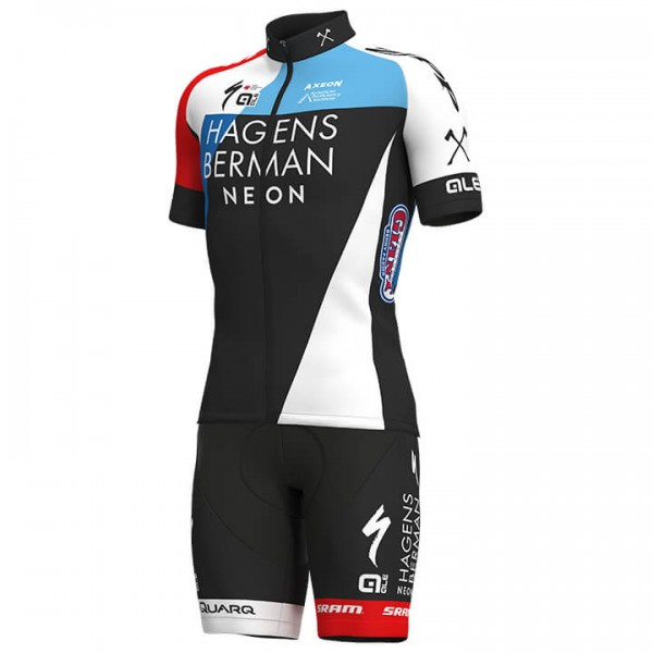 2018 HAGENS BERMAN AXEON Set (2 pieces) - Professional Cycling Team