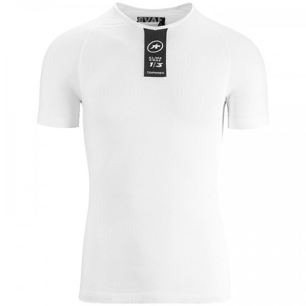 ASSOS Skinfoil NS Summer Cycling Base Layer For Men