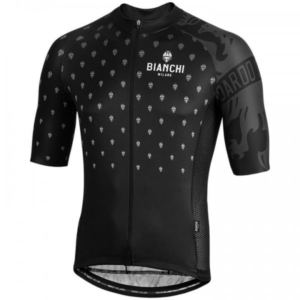 BIANCHI MILANO Savignano Short Sleeve Jersey For Men