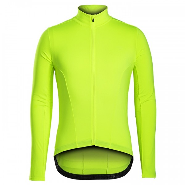 BONTRAGER Velocis Long Sleeve Jersey neon yellow For Men