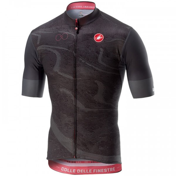 2018 GIRO D'ITALIA FINESTRE Short Sleeve Jersey - Professional Cycling Team