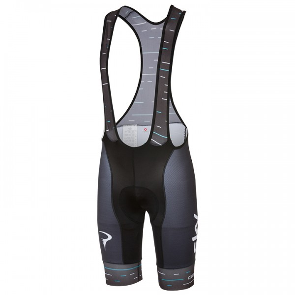 2017 TEAM SKY Bib Shorts - Professional Cycling Team