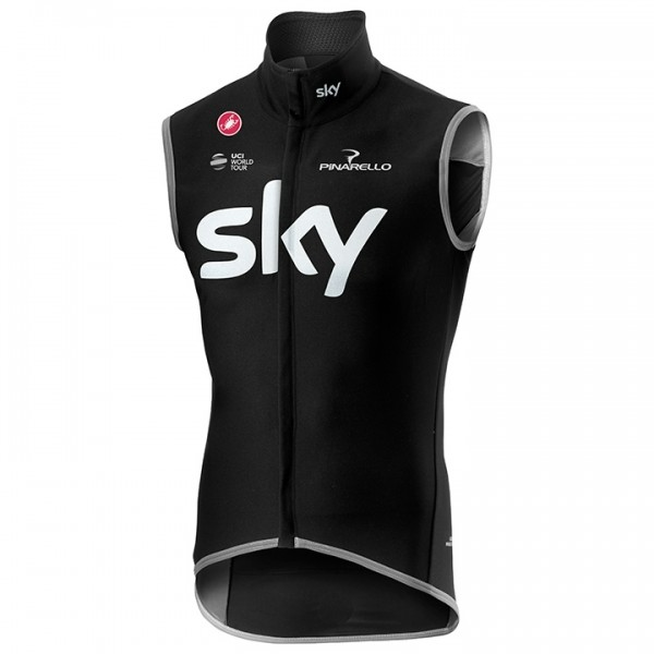 2019 TEAM SKY Cycling Vest Perfetto - Professional Cycling Team