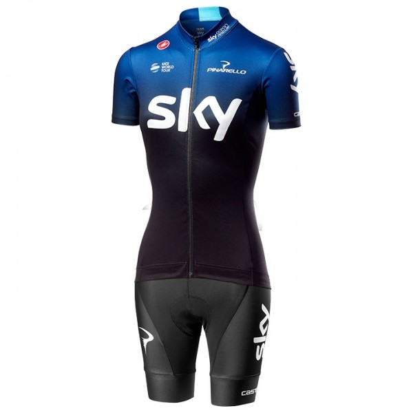 2019 TEAM SKY Fan Set (2 pieces) - Professional Cycling Team