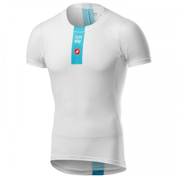 2019 Team Sky Pro Mesh Base Layer - Professional Cycling Team