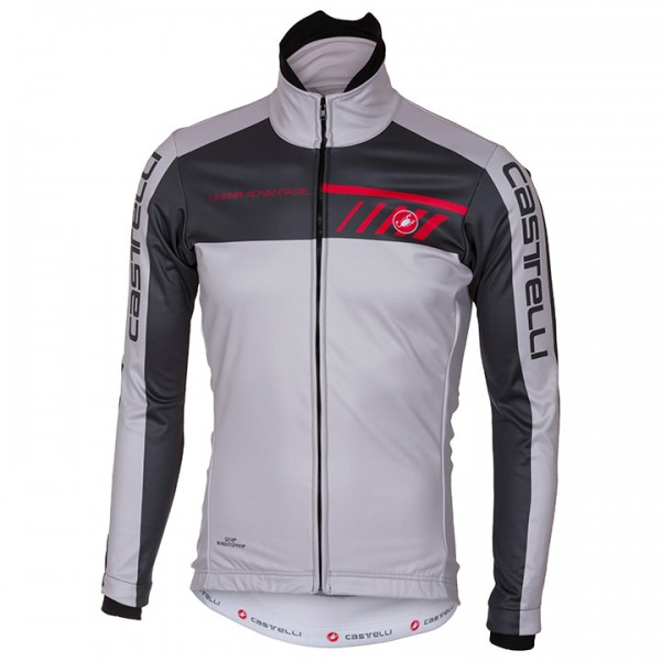 CASTELLI Velocissimo Cycling Jacket For Men