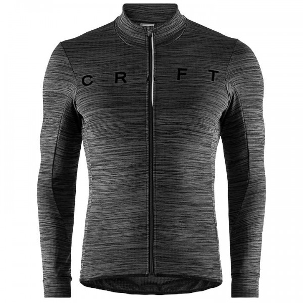 CRAFT Reel Thermal Long Sleeve Jersey black For Men