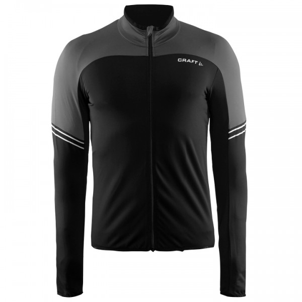 CRAFT Velo Long Sleeve Jersey black For Men