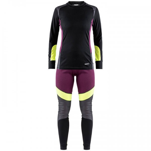 CRAFT Base Layer Set For Women