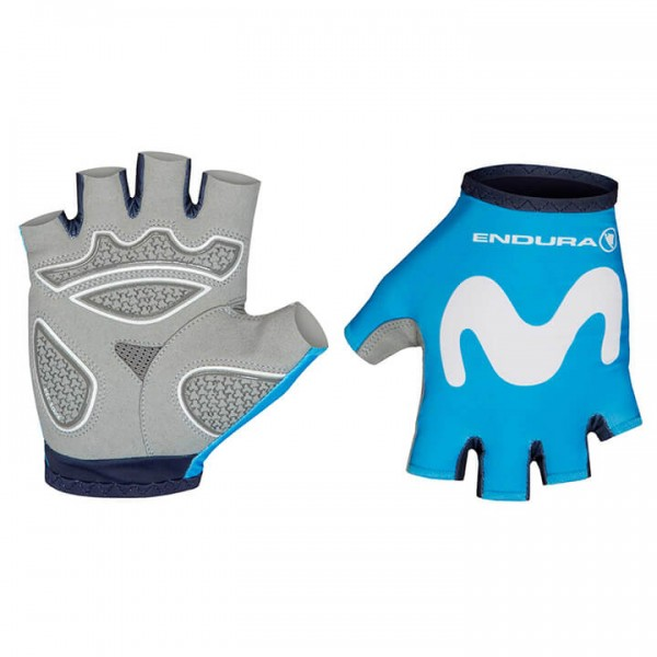 2018 MOVISTAR TEAM Cycling Gloves - Professional Cycling Team
