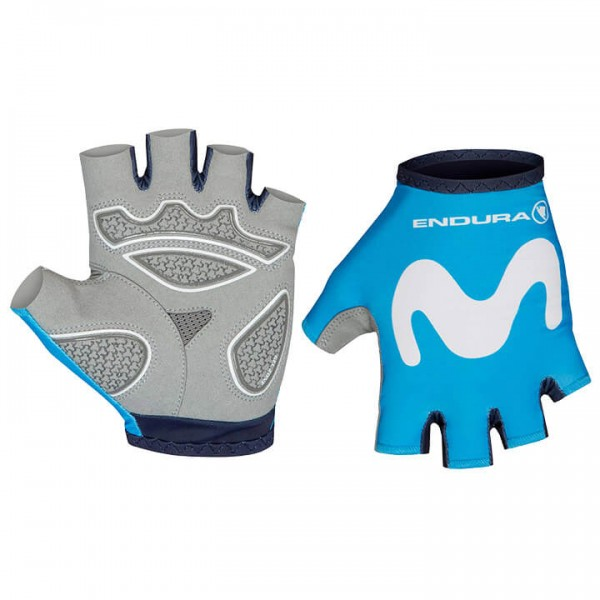 2019 MOVISTAR TEAM Cycling Gloves - Professional Cycling Team