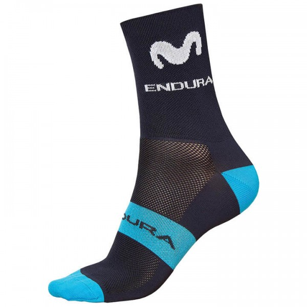 2019 MOVISTAR TEAM Cycling Socks - Professional Cycling Team
