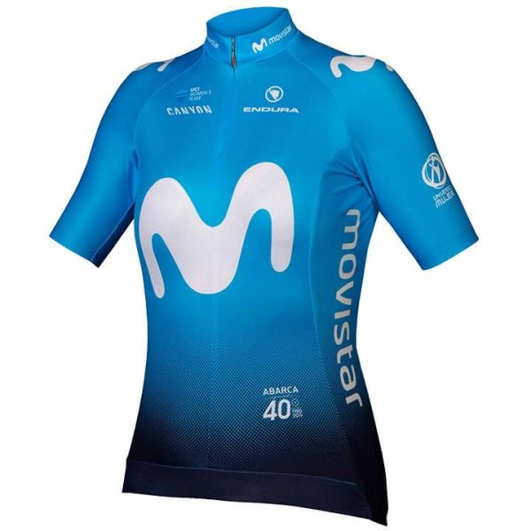 2019 MOVISTAR TEAM Jersey - Professional Cycling Team