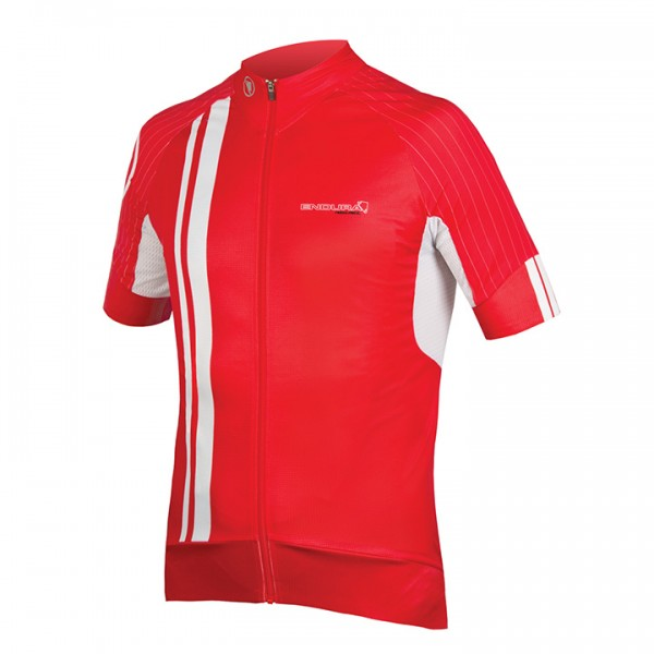 ENDURA PRO SL II Short Sleeve Jersey, red For Men