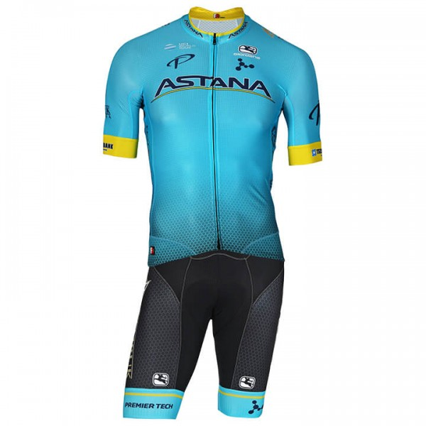 2018 ASTANA PRO TEAM FRC Set (2 pieces) - Professional Cycling Team