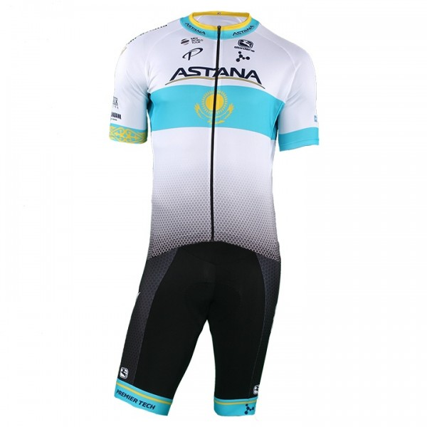 2018 ASTANA PRO TEAM Kazakh Champion Set (2 pieces) - Professional Cycling Team