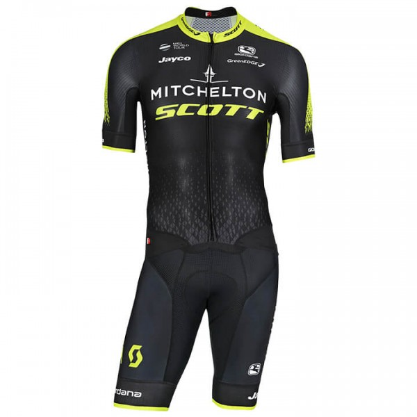 2018 MITCHELTON - SCOTT FRC Set (2 pieces) - Professional Cycling Team