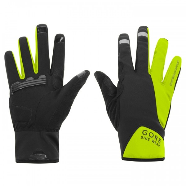 GORE Cycle Gloves Power SO neon yellow - black