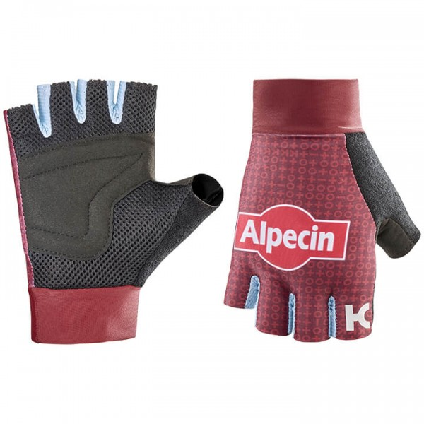 2019 TEAM KATUSHA ALPECIN Cycling Gloves - Professional Cycling Team