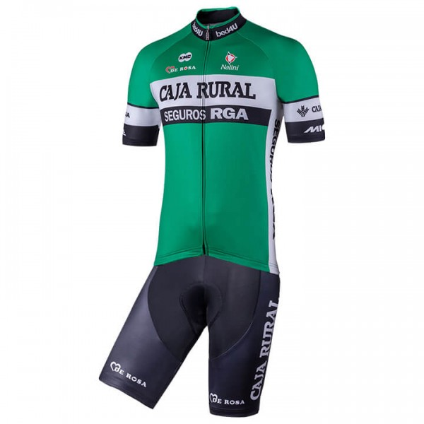 2018 CAJA RURAL - SEGUROS RGA Set (2 pieces) - Professional Cycling Team