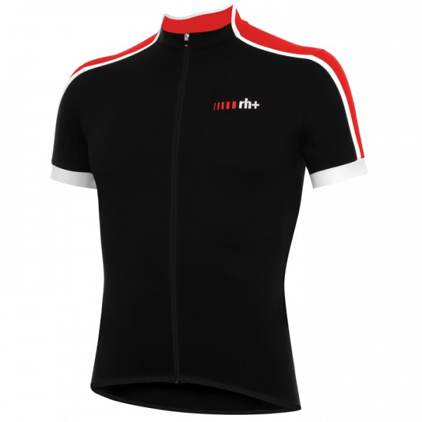 RH+ Prime Short Sleeve Jersey black-red For Men