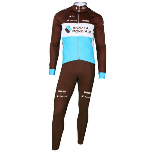 2018 AG2R LA MONDIALE Set (2 pieces) - Professional Cycling Team