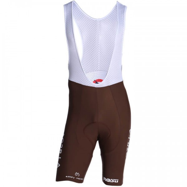 2019 AG2R La Mondiale Bib Shorts - Professional Cycling Team