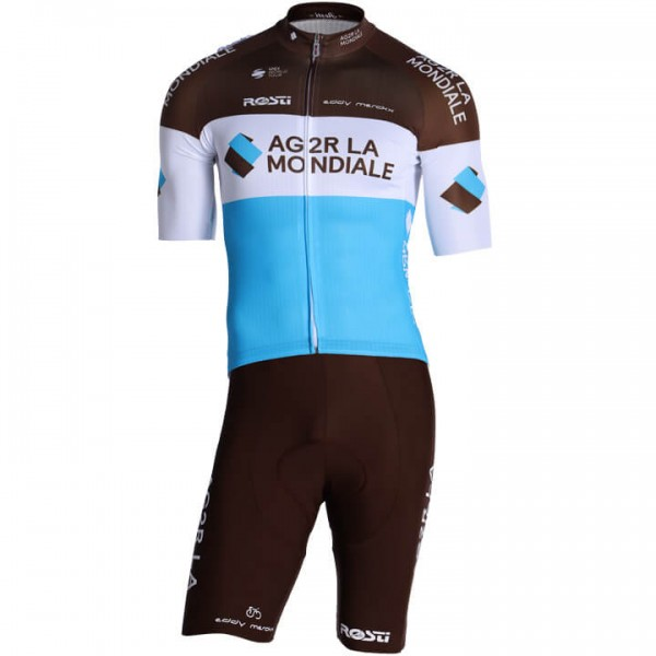2019 AG2R LA MONDIALE Set (2 pieces) - Professional Cycling Team