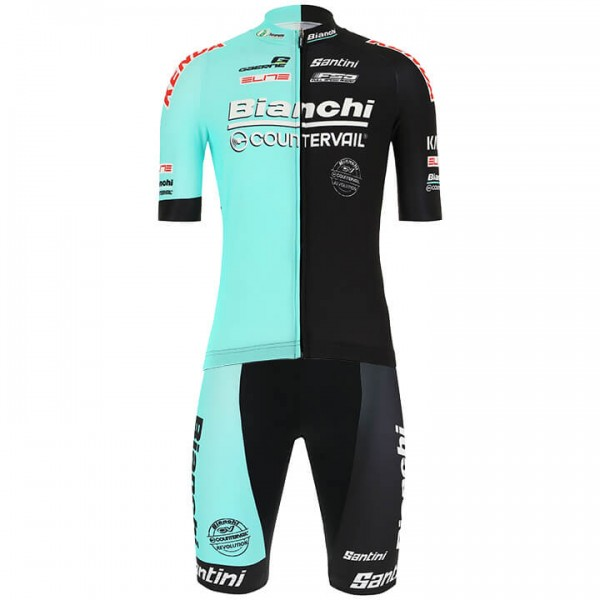 2019 BIANCHI COUNTERVAIL Set (2 pieces) - Professional Cycling Team