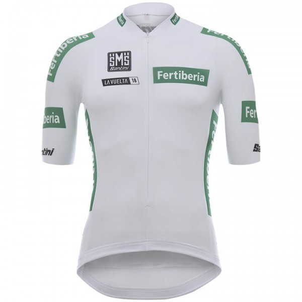 2018 La Vuelta Short Sleeve Jersey - Professional Cycling Team