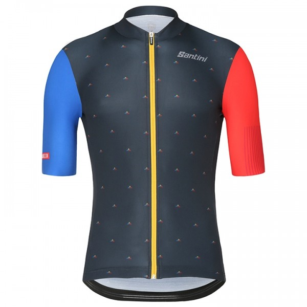 2018 La Vuelta Andorra Short Sleeve Jersey - Professional Cycling Team