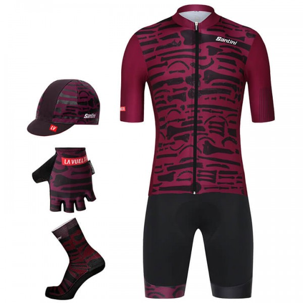 2018 La Vuelta La Huesera Maxi-Set (5 pieces) - Professional Cycling Team