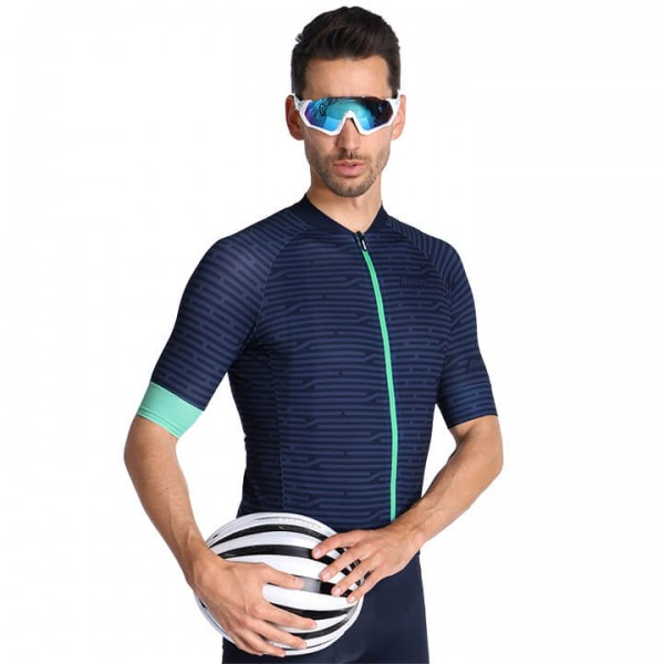 SANTINI Soffio Short Sleeve Jersey For Men