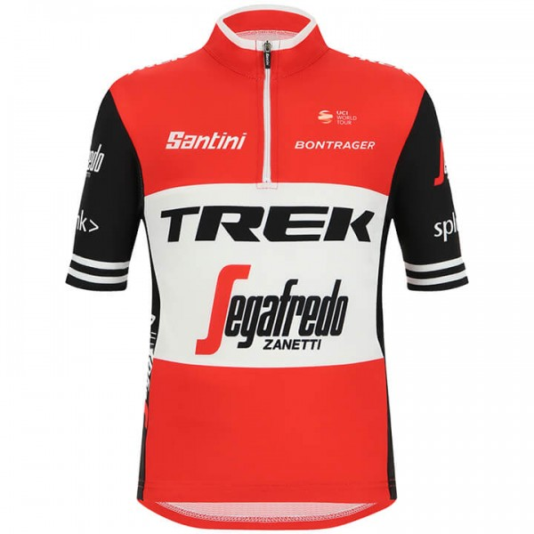 2019 Trek-Segafredo Kids Jersey - Professional Cycling Team