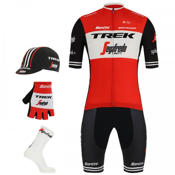 2019 TREK-SEGAFREDO Maxi-Set (5 pieces) - Professional Cycling Team