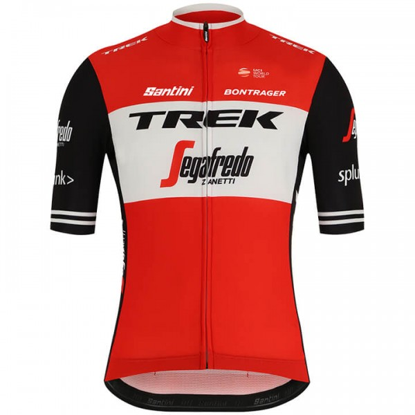 2019 Trek-Segafredo Short Sleeve Jersey - Professional Cycling Team