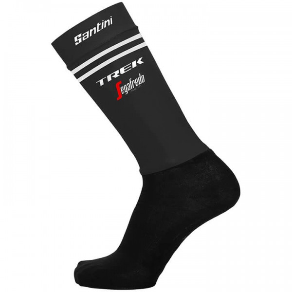 2019 Trek-Segafredo Aero Cycling Socks - Professional Cycling Team