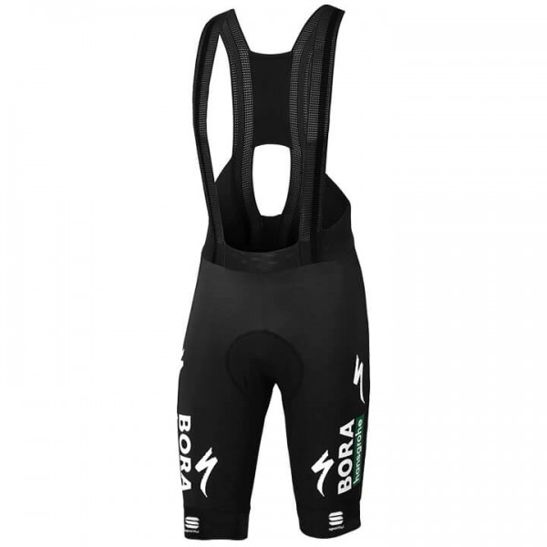 2018 BORA-hansgrohe NoRain Bib Shorts - Professional Cycling Team