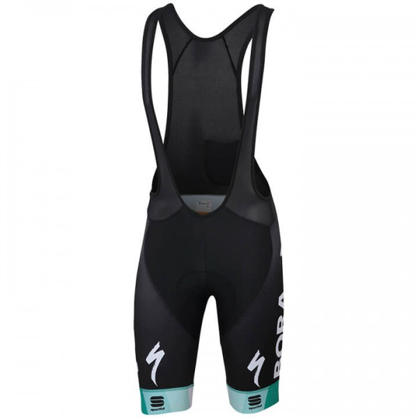 2019 BORA-hansgrohe Pro Bib Shorts - Professional Cycling Team