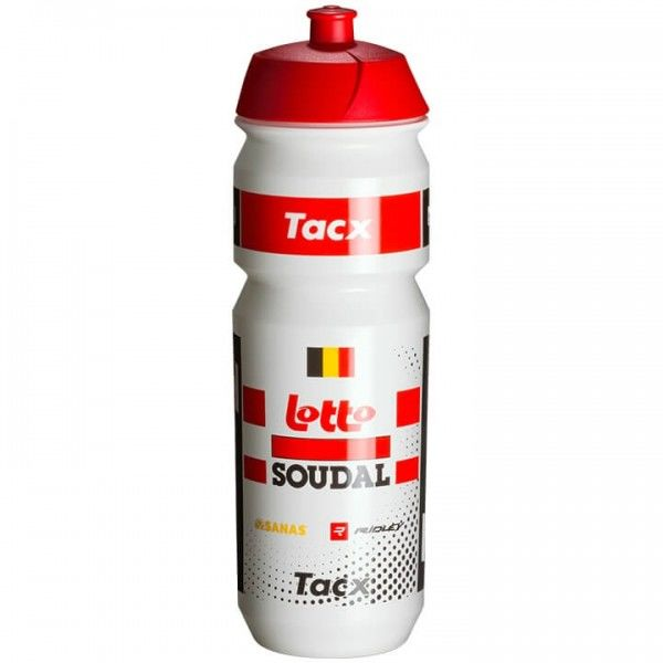 2019 TACX 750 ml Lotto Soudal Water Bottle - Professional Cycling Team