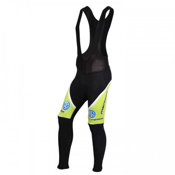 MULTIVAN MERIDA Biking Team Bib Tights 2012 - Professional Cycling Team