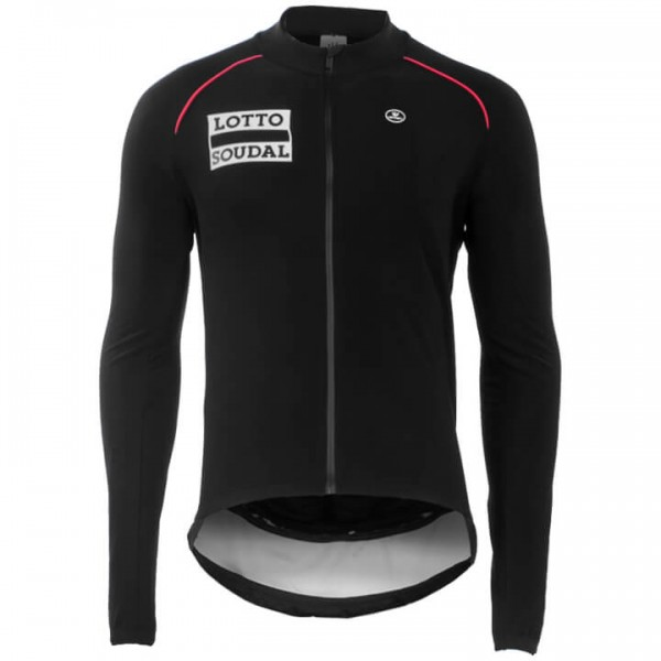 2018 LOTTO SOUDAL Light Jacket - Professional Cycling Team