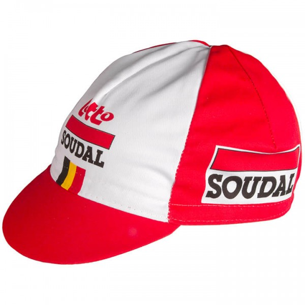 2019 LOTTO SOUDAL Cap - Professional Cycling Team