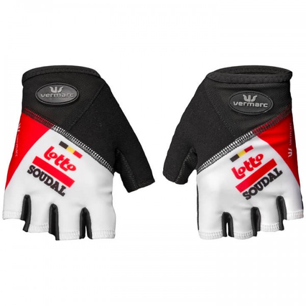2019 LOTTO SOUDAL Cycling Gloves - Professional Cycling Team