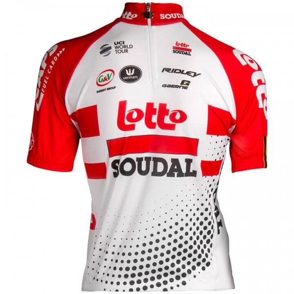 2019 Lotto Soudal Kids Jersey - Professional Cycling Team