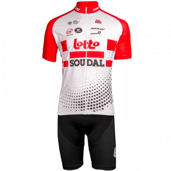 2019 LOTTO SOUDAL Set (2 pieces) - Professional Cycling Team