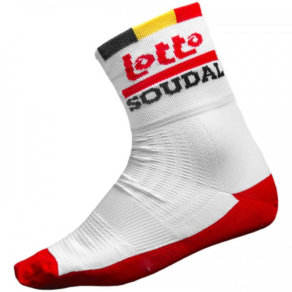 2019 LOTTO SOUDAL Cycling Socks - Professional Cycling Team