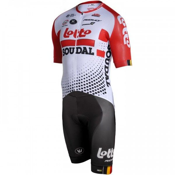 2019 LOTTO SOUDAL PRR Summer Set (2 pieces) - Professional Cycling Team