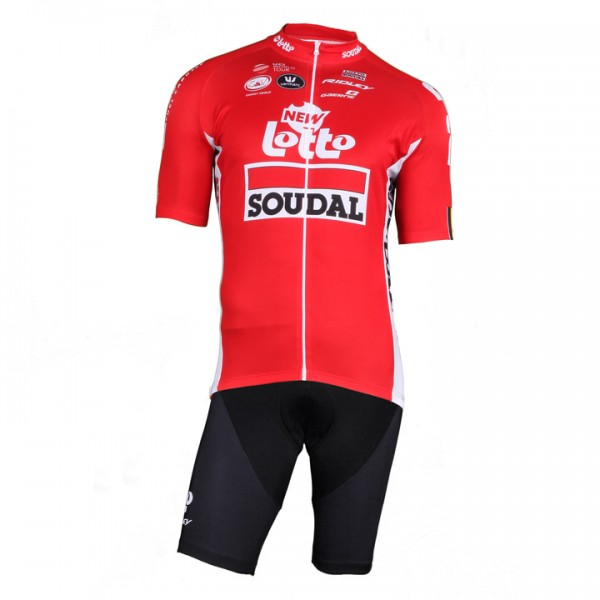 2018 LOTTO SOUDAL Tour de France Set (2 pieces) - Professional Cycling Team
