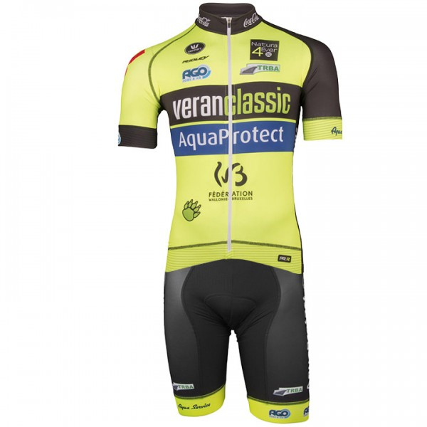 2017 WB VERANCLASSIC AQUALITY PROTECT PRR Set (2 pieces) - Professional Cycling Team